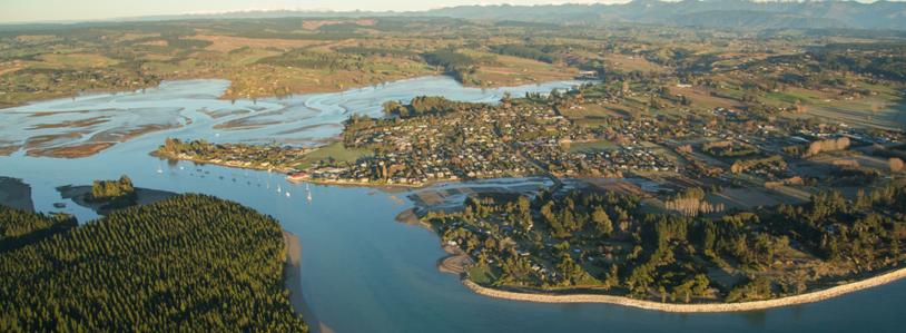 Mapua & the estuary